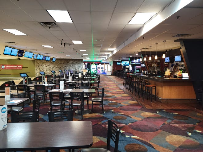 Bam Entertainment Center, with traditional bowling, laser tag and an arcade, is going into its busiest season after 18 months of unpredictable COVID regulations.