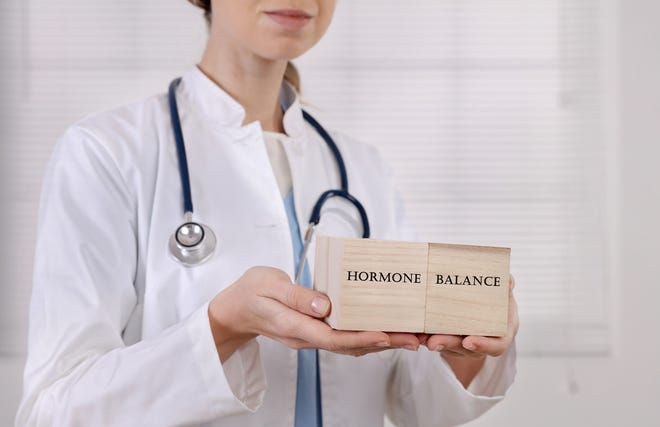 Hormones are involved in many functions in the body.