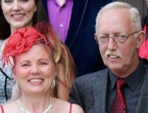 Mr. and Mrs. Michael (Judith) Boberg Sr.
