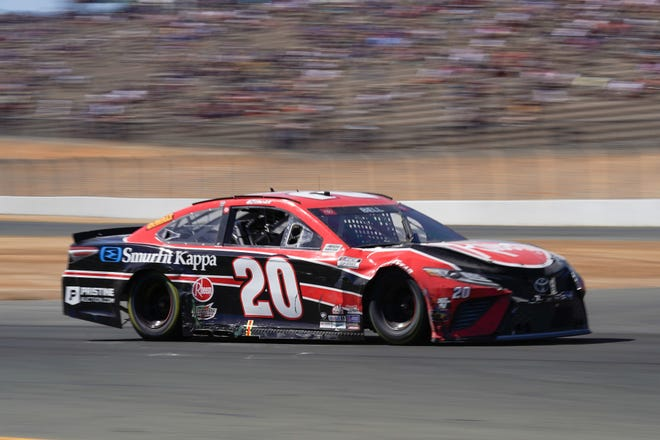Christopher Bell of Norman and the rest of NASCAR's drivers will open the 2022 season with the Clash exhibition in the Los Angeles Memorial Coliseum.