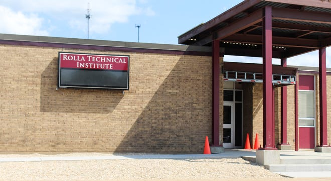Rolla Technical Institute, where construction is underway on the new upgrades slated for completion in December.