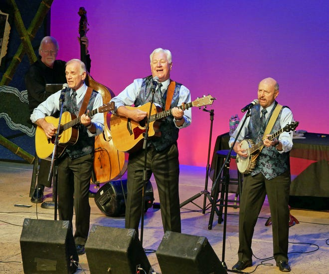 The Folk Legacy Trio will perform Sept. 25, 2021, at Lake Michigan College's Mendel Center.