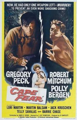 'Cape Fear' 1960s