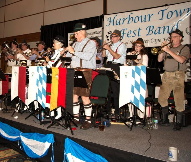 The Harbour Towne Fest Band will be performing at this year's Oktoberfest set for Sept. 25 in New Bern
