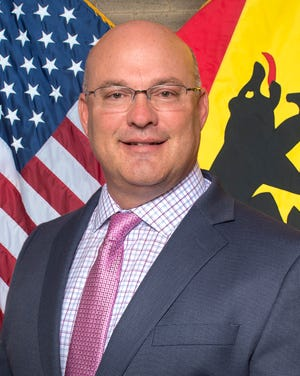 New Bern City Manager Foster Hughes