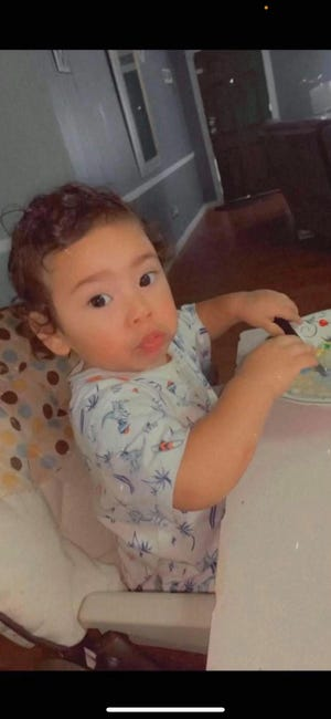 """Ivan Aguilar, 2, was killed Saturday in what the Marshall County Sheriff's Office called a """"unfortunate catastrophe."""""""