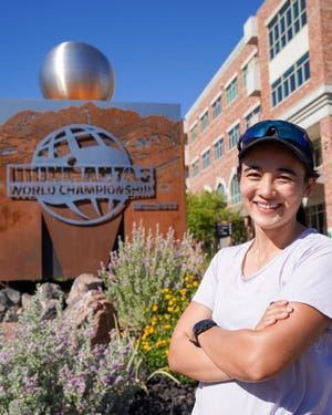 Vanessa Wagner will be competing in The Land of Endurance amongst women in the 25-29 age group on Saturday.
