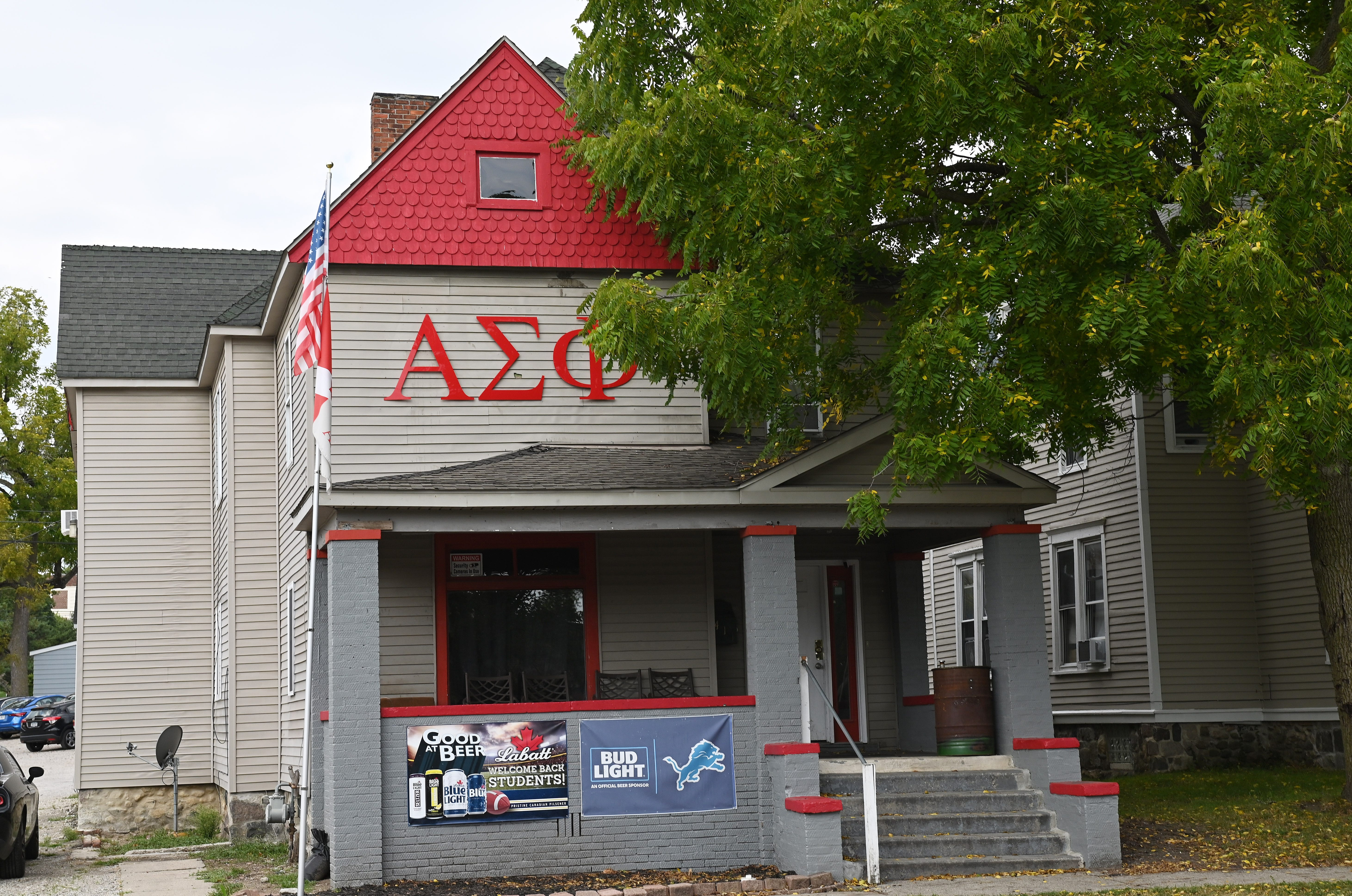 EMU fraternity worries sex assault review would be 'kangaroo court,' separates from school