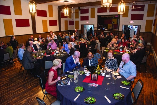 The Red Carpet Event includes dinner and the keynote talk by political cartoonist Chip Bok.