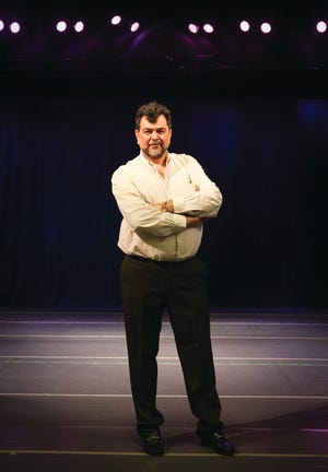 Hernan Justo is the artistic director of the Carolina Ballet Theatre.