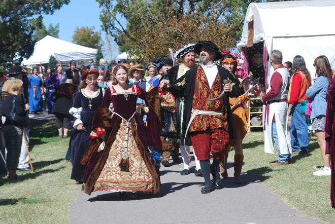 The Renaissance ArtsFaire makes an in-person return to Young Park in Las Cruces on Nov. 6-7, 2021.