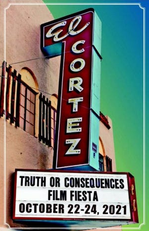 The fifth annual T or C Film Fiesta will take place in the historic El Cortez Theater Oct. 22-24, in Truth or Consequences, NM.