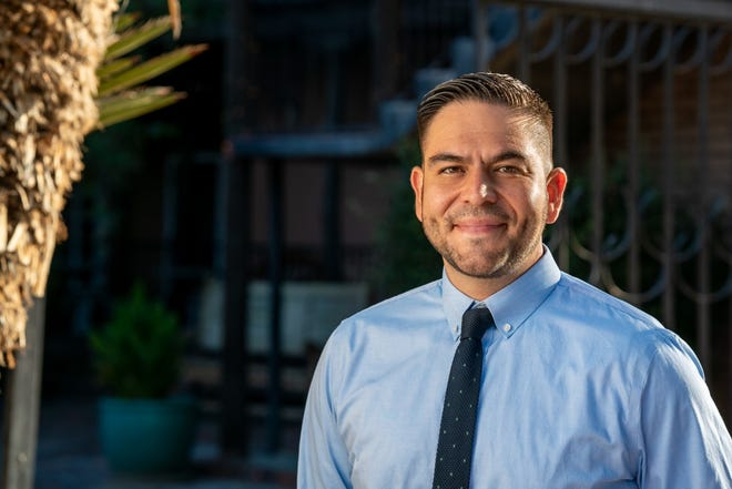 Gabe Vasquez, District 3 Las Cruces city councilor, is running for Congress as a Democratic candidate in District 2.