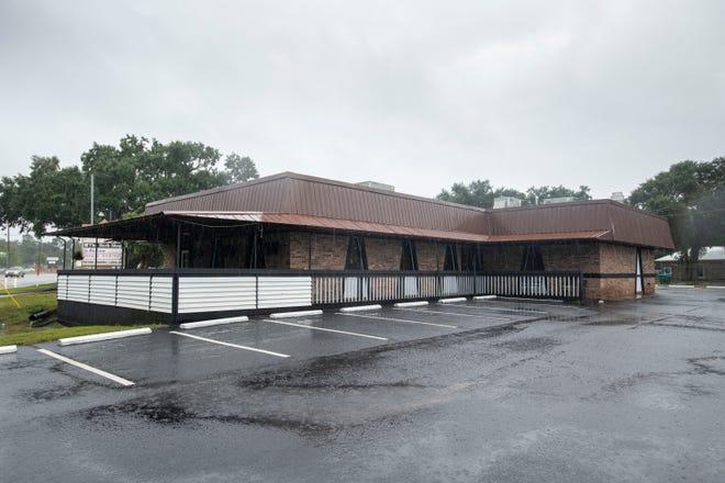 Isaiah Steakhouse a 6014 North Ninth Avenue a Pensacola mercoledì 15 settembre 2021. Questa posizione e un'altra steakhouse americana su Woodbine Road in Peace sono definitivamente chiuse ad agosto.