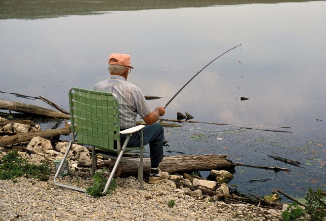 """""""Making Memories: Fishing and Family Day,"""" will be 10 a.m. to 2 p.m. on Sept. 18 and is for people living with dementia, their caregivers and their family members."""