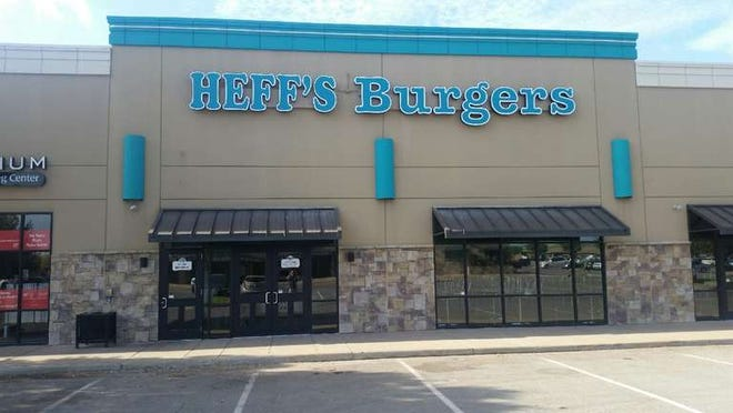 Heff's Burgers will close while it shops for drive-thru location. Their last day of business will be Sept. 15, 2021.