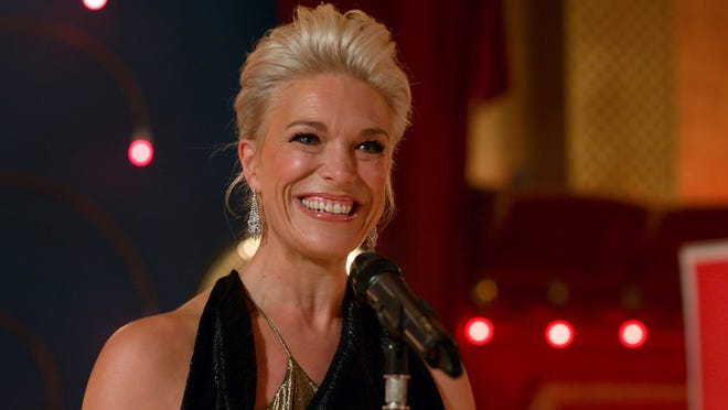 Hannah Waddingham took home an Emmy Award Sunday night for her role in the Apple TV+ comedy