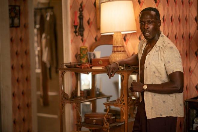 Michael K. as Montrose Freeman in