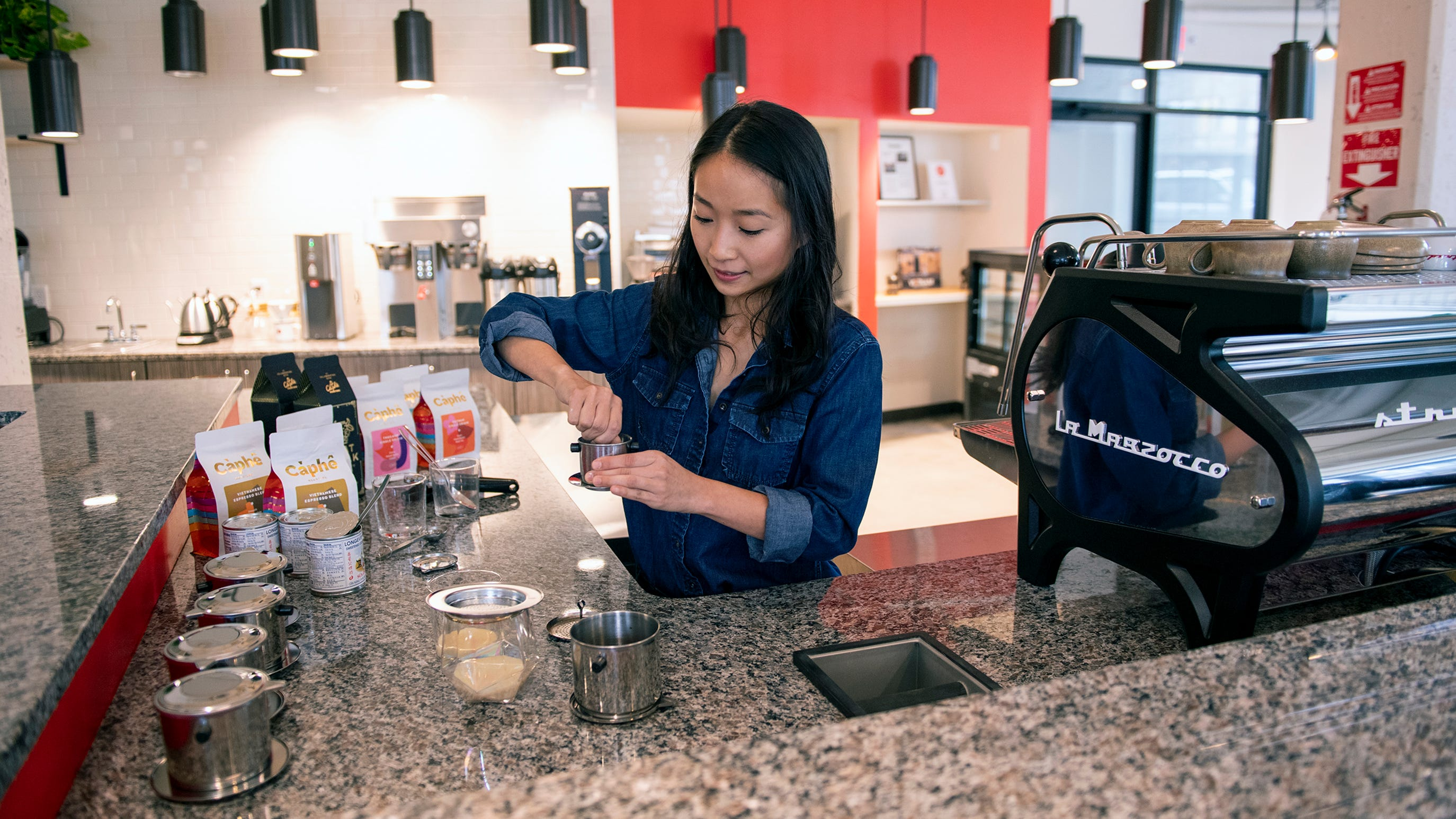 www.courierpostonline.com: A new wave of Vietnamese craft coffee is blooming in America
