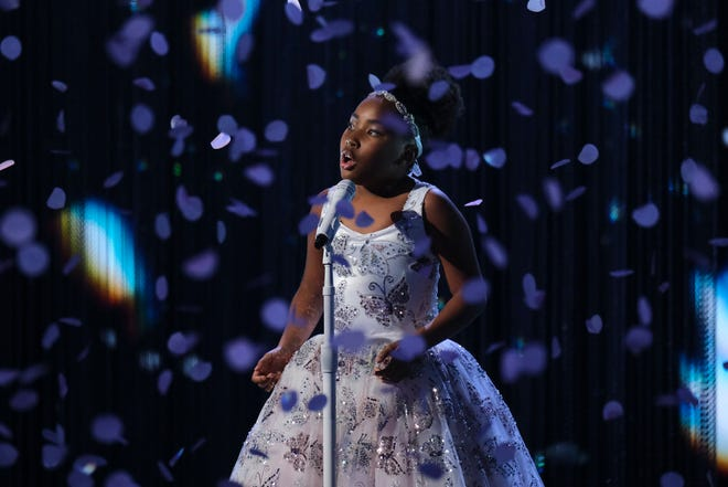 """Victory Brinker performs on the finale of """"America's Got Talent."""""""