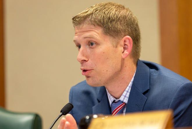 State Rep. Matt Krause, R-Fort Worth, is challenging Texas Attorney General Ken Paxton in next year's GOP primary.