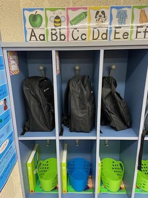 Sebring kindergarten students started school with a backpack and supplies donated by the United Way Success by 6 program. The summer program helps prepare incoming kindergarten students socially, emotionally, and academically for school.
