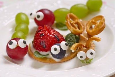 Make healthy choices for after-school snacking