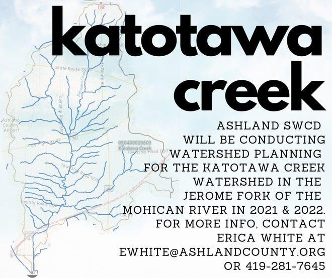 Katototawa watershed