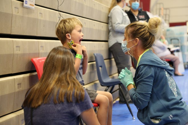 RAM volunteers provide dental, vision and medical service free of charge in underserved and underinsured areas across the United States. The event planned for Sept. 25-26 at Jefferson County High School will be the organization's second such pop-up clinic in Georgia.