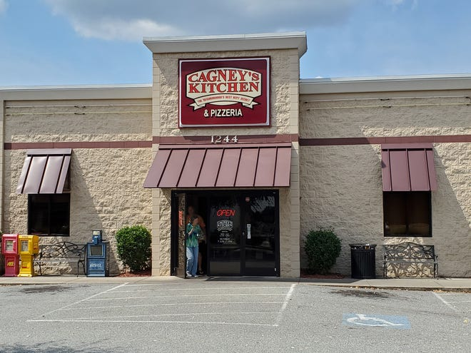 The Lexington affiliate of Cagney's Kitchen has purchased a small lot on Cotton Grove Road that adjoins the business' property behind it on Cotton Grove Road.