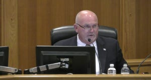 Polk County Commissioner Neil Combee