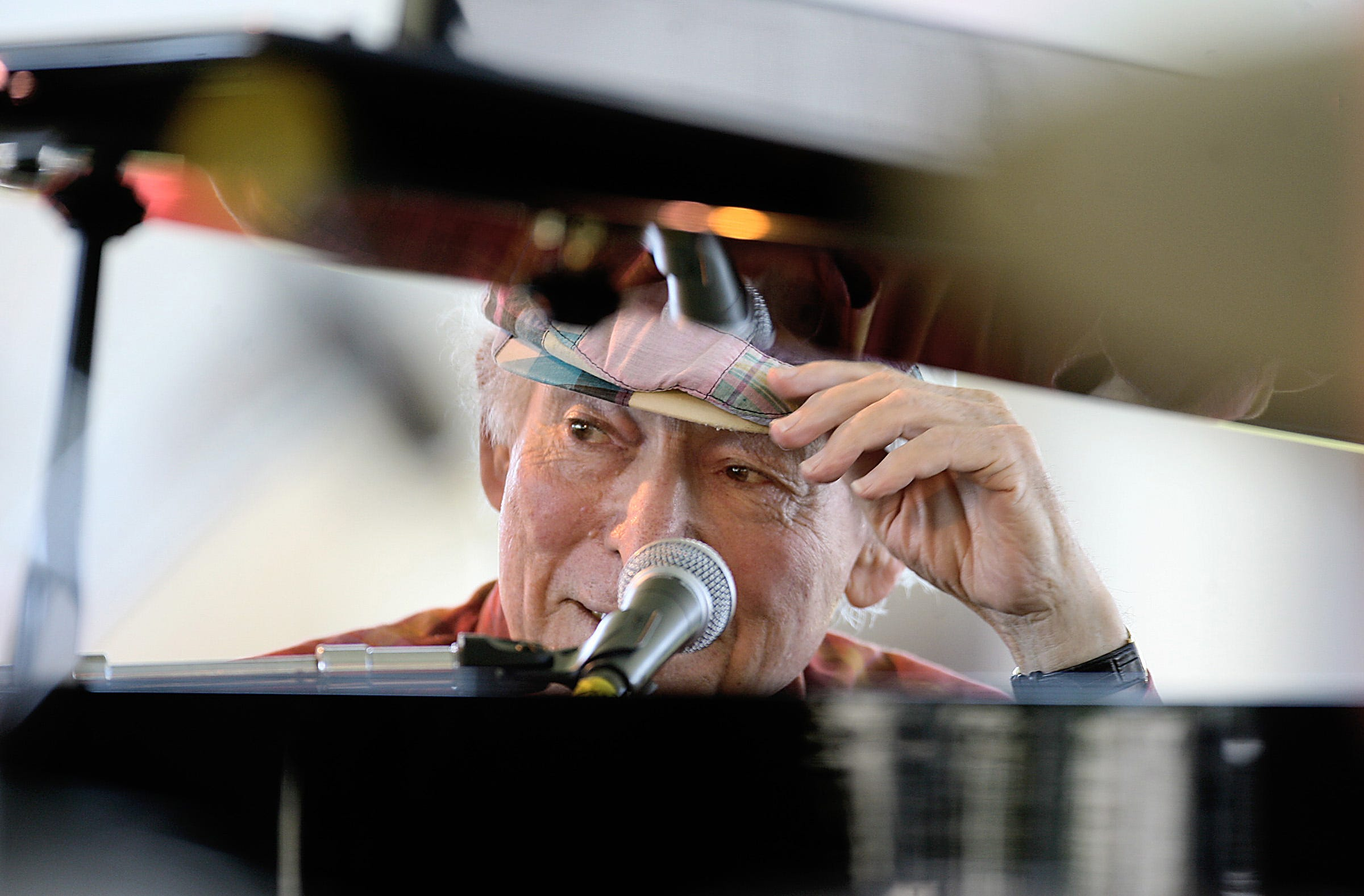 OPINION/SPARE CHANGE: George Wein s impact on music cannot be overstated