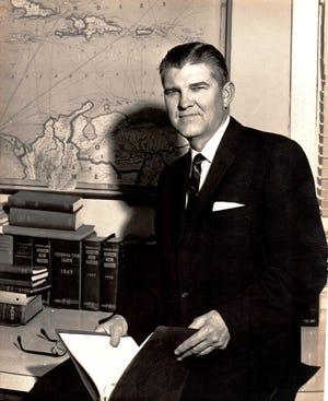 Burney McIver Henderson 1905-1989