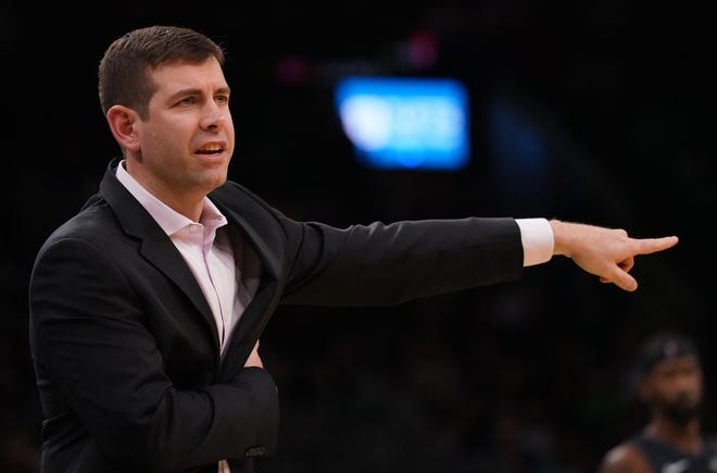 The Celtics' president of basketball operations, Brad Stevens, will offer his expertise as a former college coach on Saturday during the Coaches vs. Cancer New England Basketball Clinic at Brown University.
