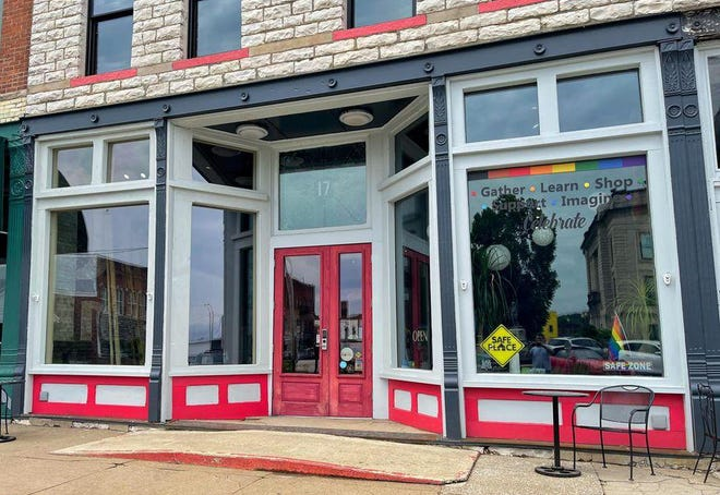 Spencer Pride's commUnity Center renovation was recently completed and a celebration will be held Saturday during the Apple Butter Festival.