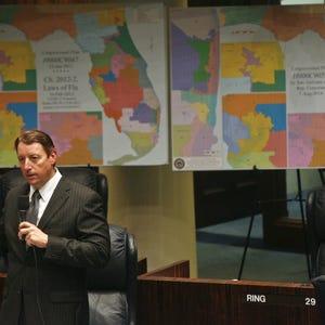 Former Senate President Bill Galvano, R-Bradenton, led Senate redistricting  a decade ago. But courts ultimately drew two of three maps.