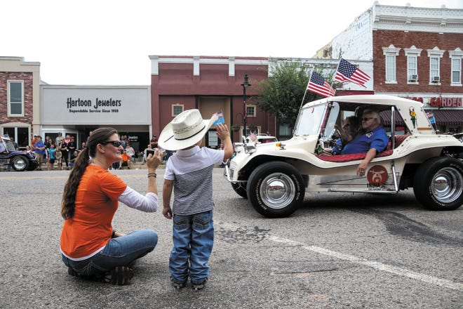 Tecumseh will host its Frontier Days event Sept. 25.   FILE photo/SNS