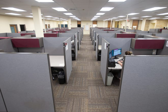 The Kansas Department of Labor has struggled with an antiquated mainframe system.