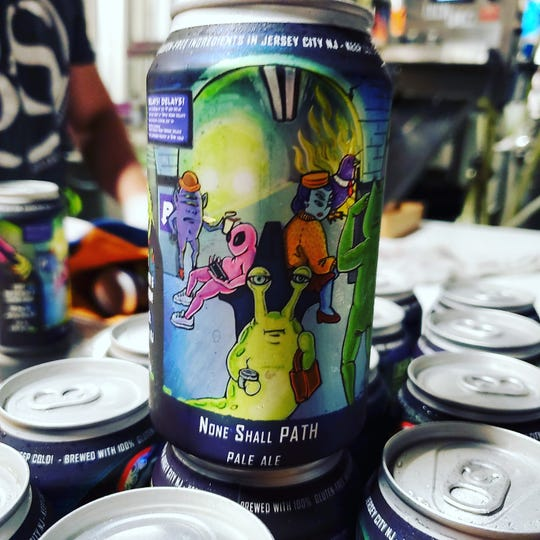 None Shall PATH, a pale ale from Departed Soles Brewing Co. in Jersey City, was awarded the silver medal in the gluten-free beer category at the 2021 Great American Beer Festival.