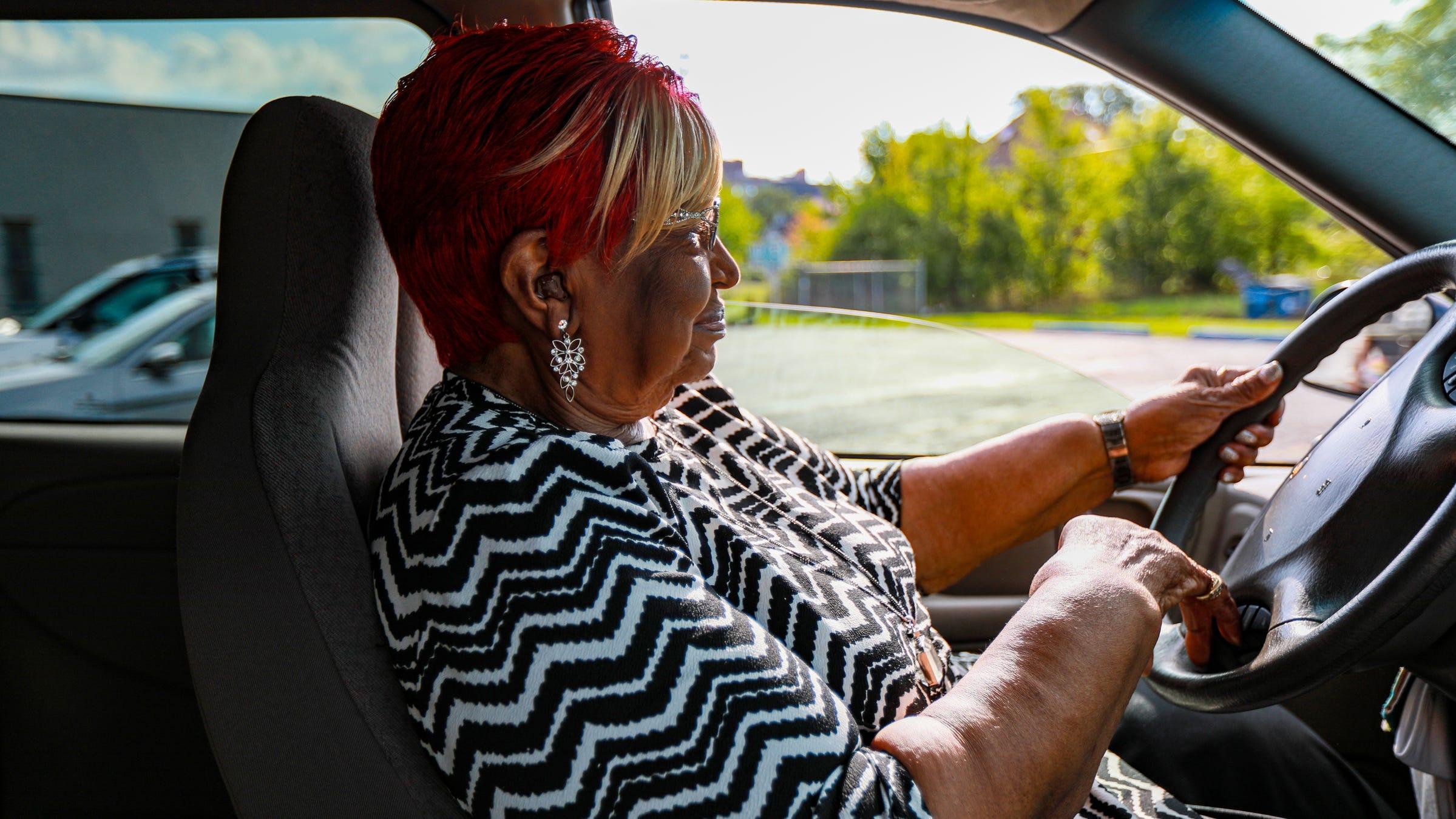 Detroit Safety Driving School teacher still behind the wheel at 91