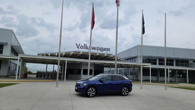 Volkswagen is investing more than $4 billion to produce the ID.4 SUV at its assembly plant in Chattanooga, Tenn. It's a major step in the German automaker's electrification effort in North America.