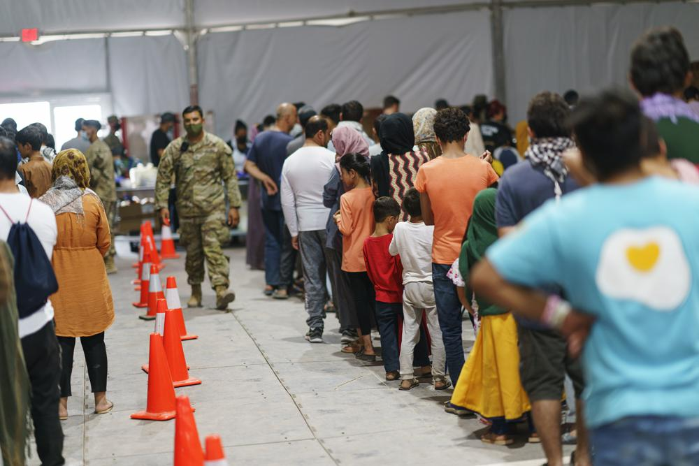Mass. preparing for resettlement of 900 evacuees from Afghanistan