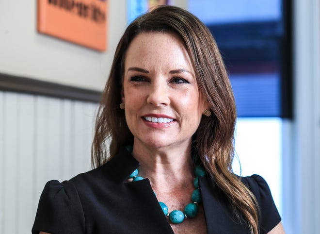 Jennifer Hancock is CEO and President of the non-profit Volunteers of America Mid-States. Sept. 16, 2021