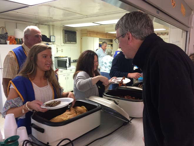 Images from the Civitan Pancake Breakfast in recent years on Old Timers Day.