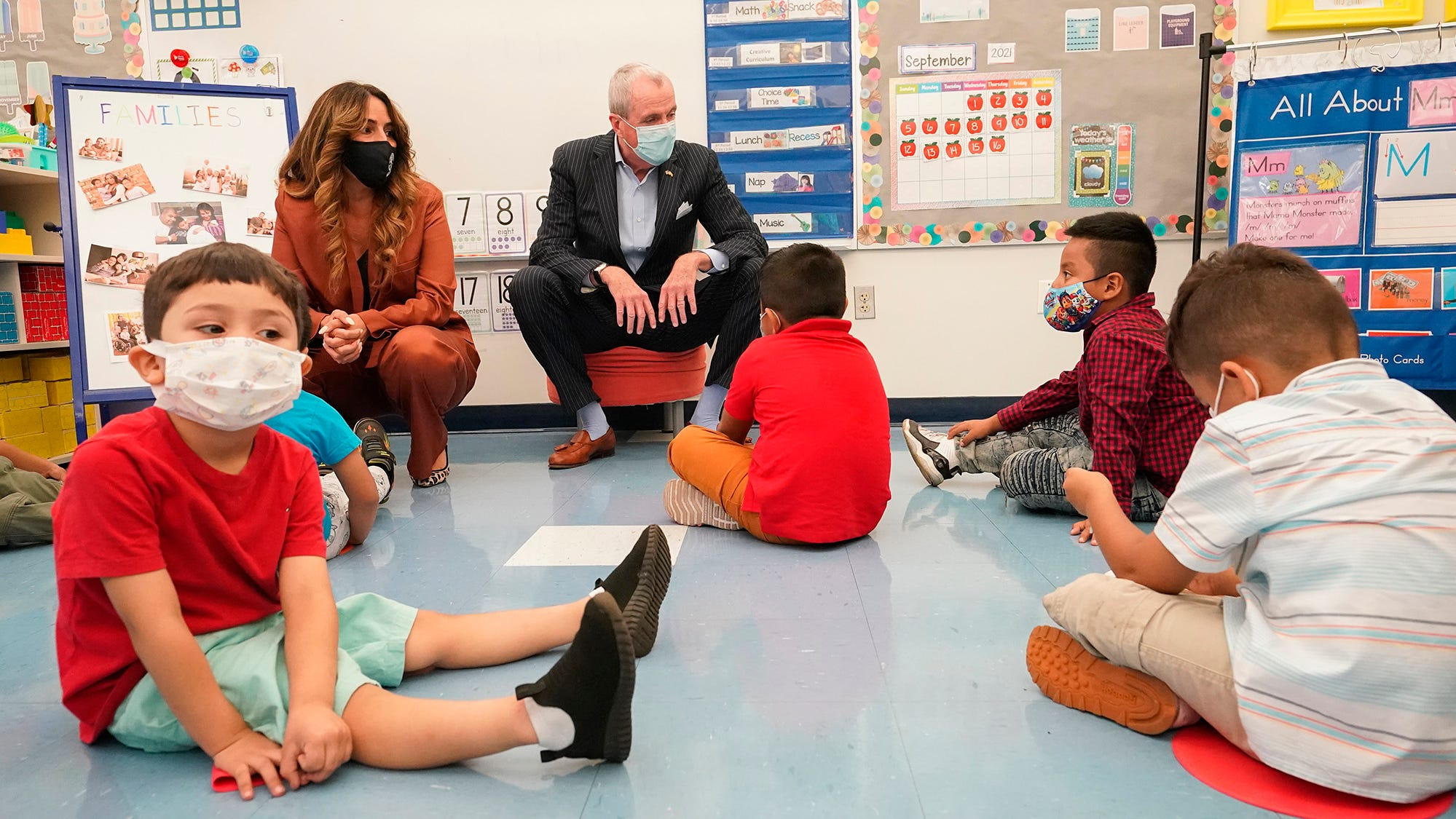 Pre-K for all New Jersey students will happen, Murphy says