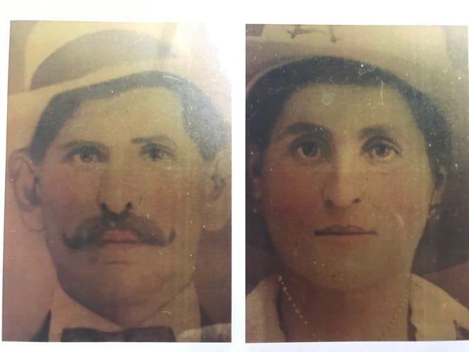 Luigi and Palmira Montini