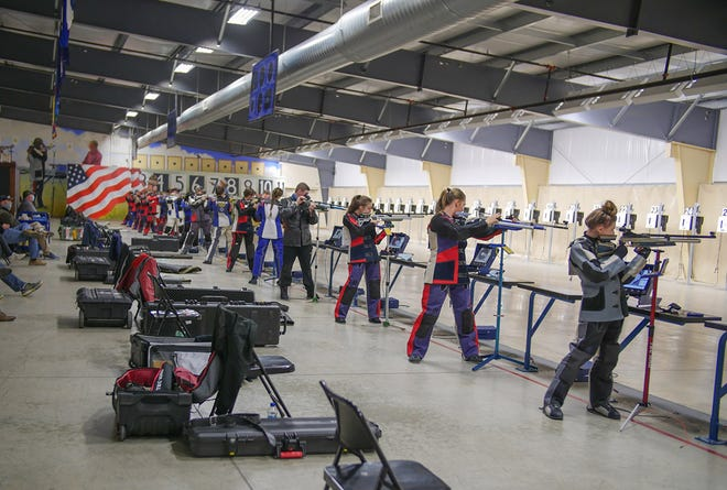 While the Gary Anderson Invitational, the Civilian Marksmanship Program's annual junior air rifle tournament, will conclude with its 10-shot finals at the Gary Anderson CMP Competition Center at Camp Perry on Dec. 4.