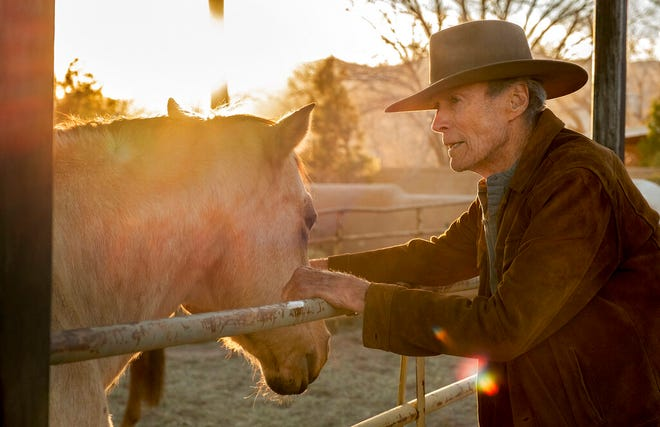"""Clint Eastwood stars in """"Cry Macho,"""" opening Friday at Regal West Manchester, Queensgate Movies 13 and Hanover Movies 16."""