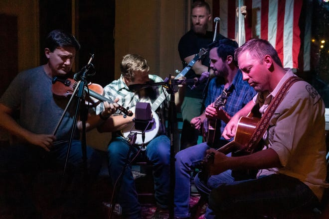 The Wayfarers recently debut their latest album, Stinkbug Rodeo. It's their first release since 2015 and part of their first tour since the COVID-19 pandemic began. The group will headline the musical acts at the Apple Butter Stirrin' Festival.