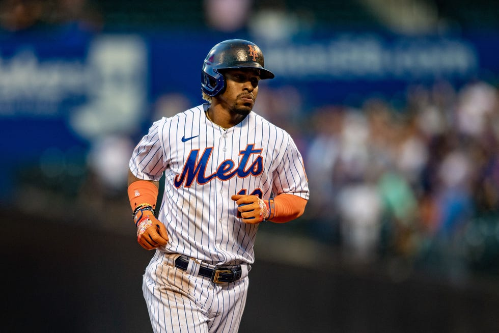 Francisco Lindor is a four-time All-Star currently with the New York Mets.